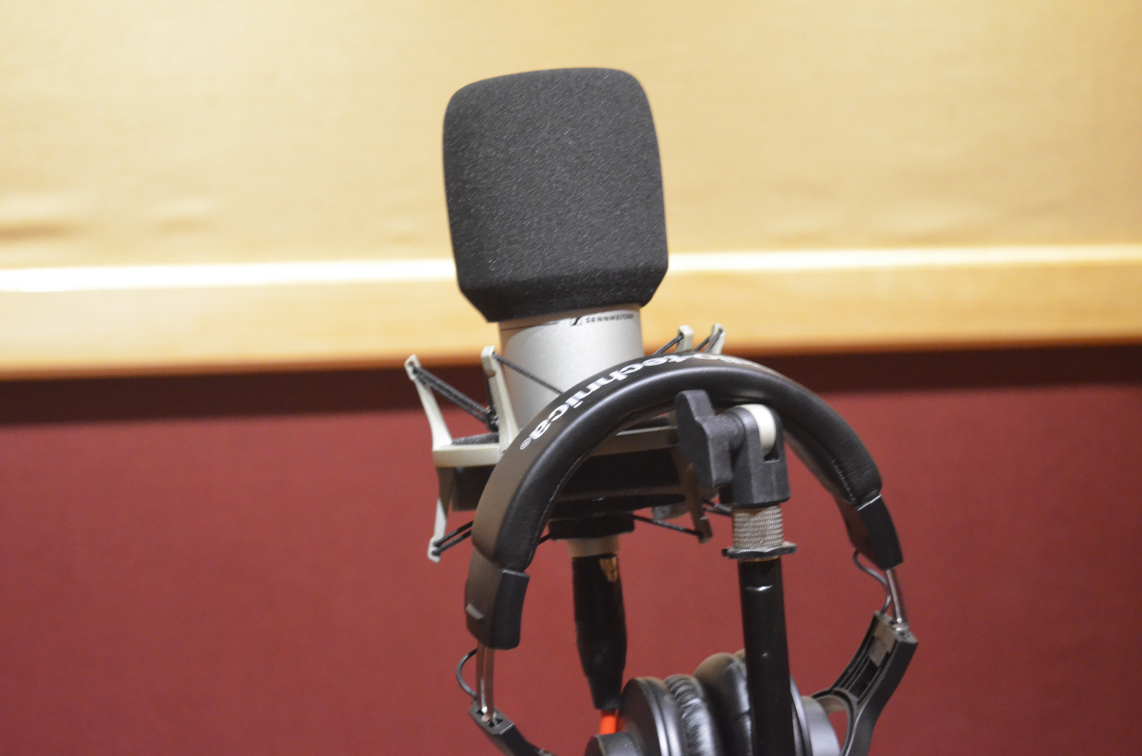 The college has recently set-up a recording studio for Journalism and Theatre Art and Stage Craft Students of B.Voc Degree Also for recording the lectures of the teachers Form the UGC – NSQF Grant