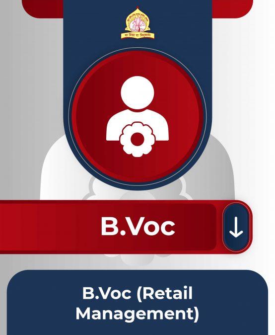 B.Voc(Retail Management)