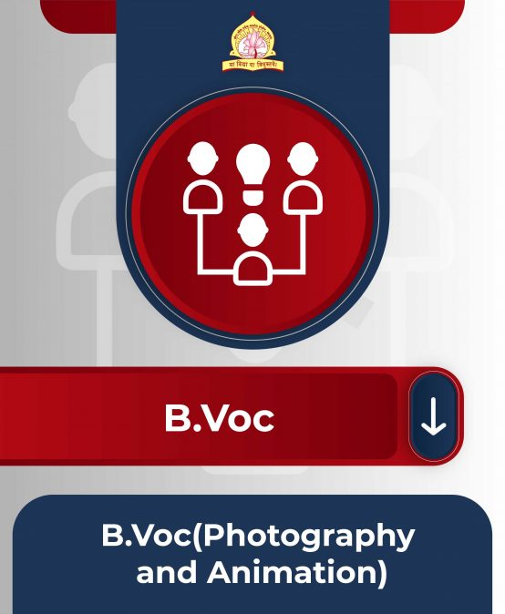 B.Voc(Photography and Animation)