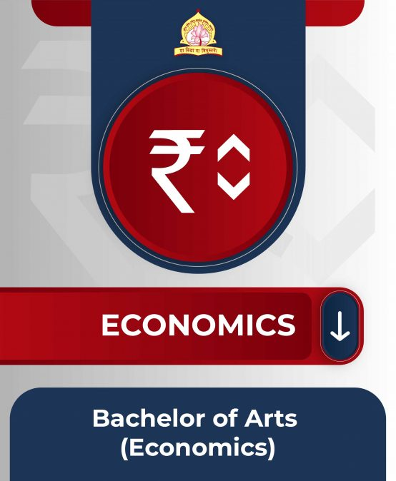 Bachelor of Arts(Economics)