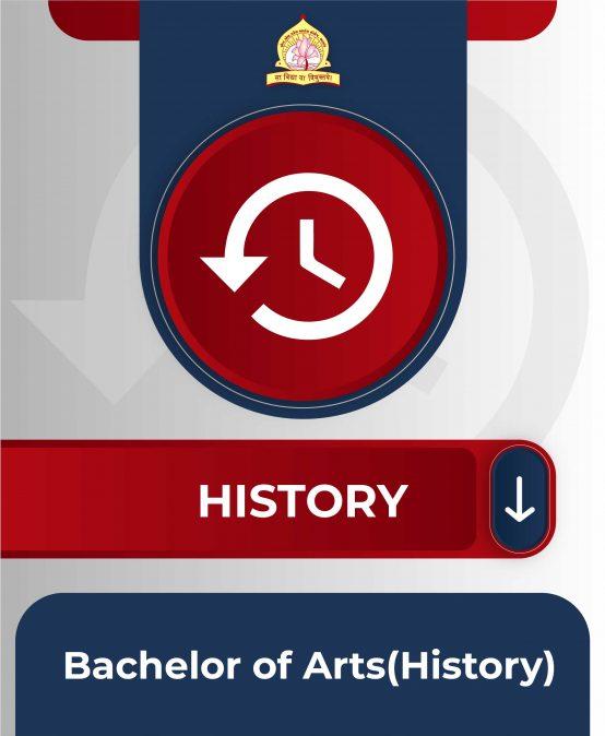 Bachelor of Arts(History)