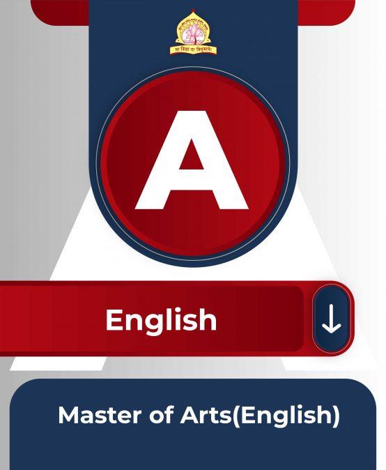 Master of Arts (English)