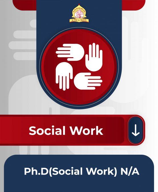 Ph.D (Social Work) N/A