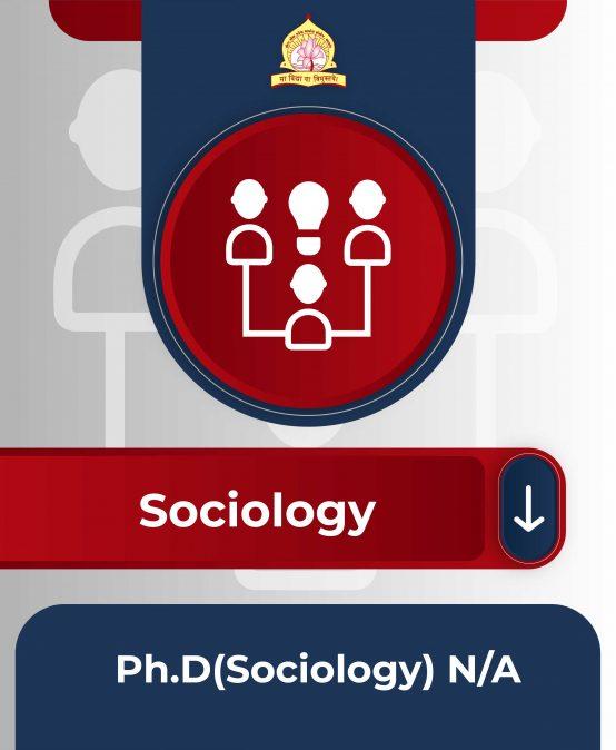 Ph.D (Sociology)