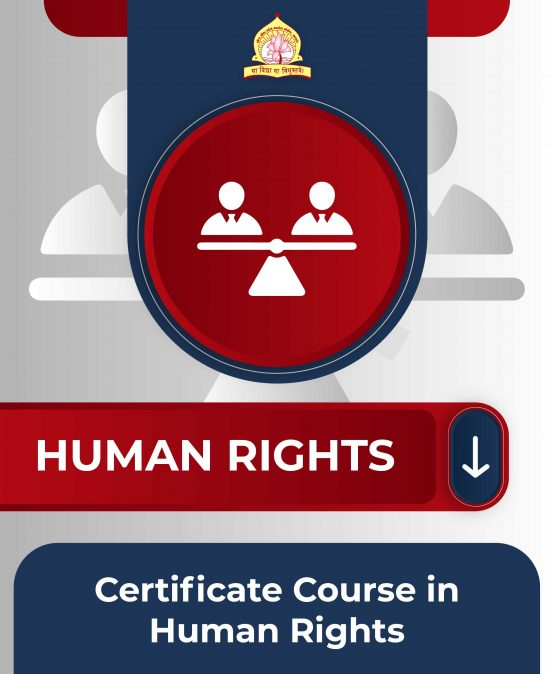 Certificate Course in Human Rights