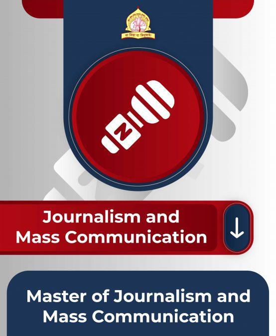 Master of Arts (Journalism and Mass Communication)