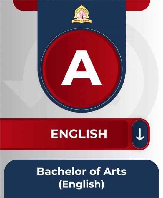 Bachelor of Arts (English)